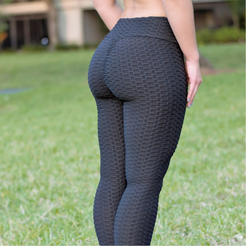 Anti Cellulite Booty Leggings
