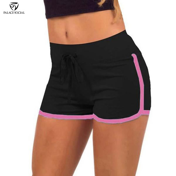 Soft and Sexy High Waist Gym Shorts