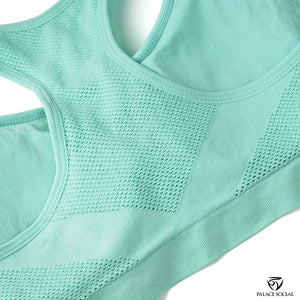 Sweet Tea Breathable Sports Bra