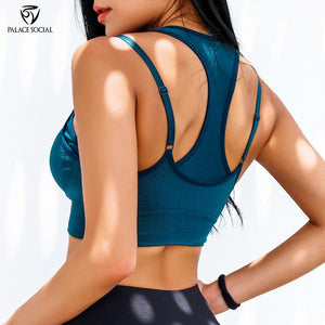 Double Up - Sports Bra