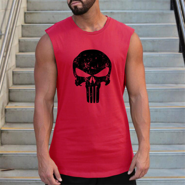 Punisher - Men's Workout Tank Top