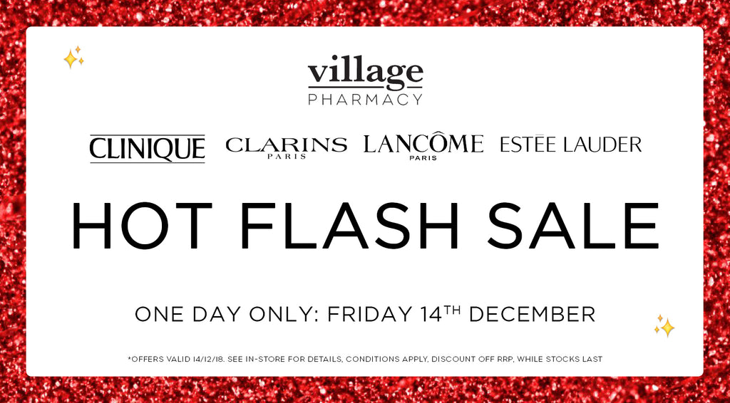 Hot Flash Sale: One Day Only!