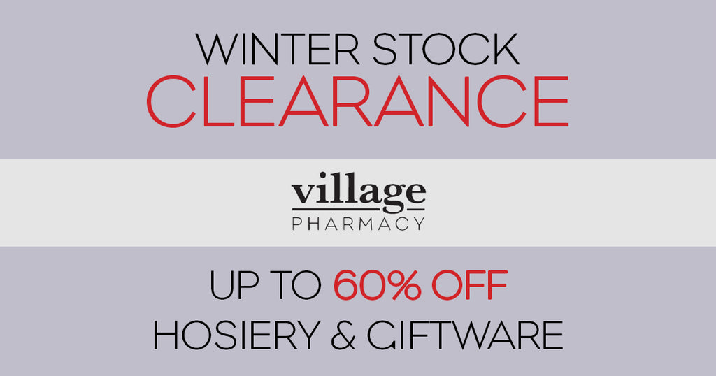 Winter Stock Clearance 2017