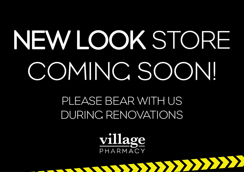 New Look Store COMING SOON!