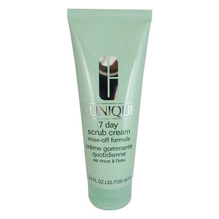 Clinique 7 Day Scrub Cream Rinse Off Formula - 100ml
