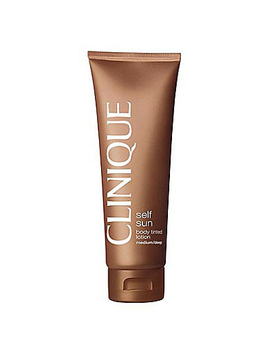 Clinique Self Sun Body Daily Moisturiser - Light/medium 40ml