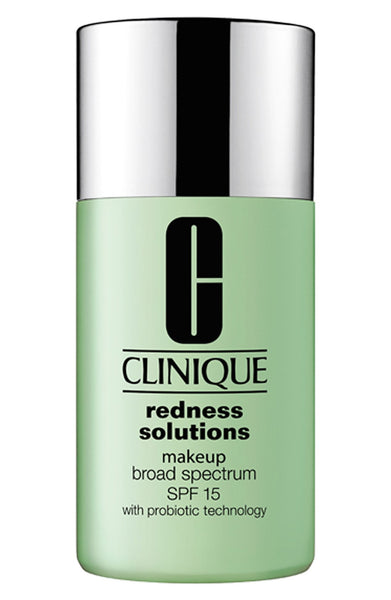 Clinique Redness Solutions Makeup Foundation SPF15 04 Calming Neutral