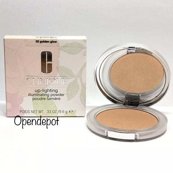 Clinique Up-lighting Illuminating Powder 02 Golden Glow