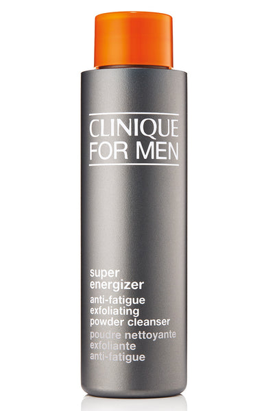 Clinique For Men Super Energiser Anti-fatigue Exfoliating Powder Cleanser 50g