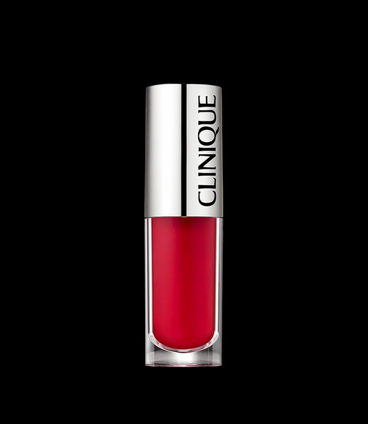 Clinique  Marimekko x Clinique Pop Splash Lip Gloss + Hydration , 13 Juicy Apple
