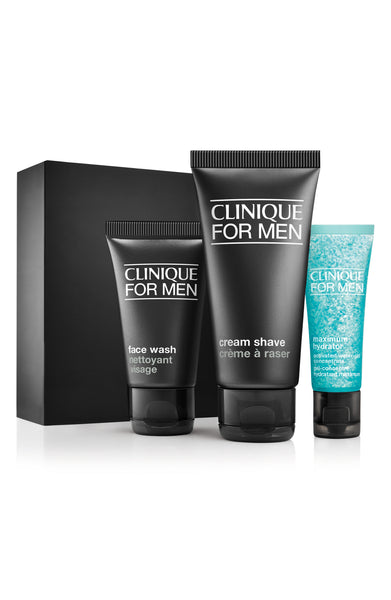 Clinique For Men Daily Intense Hydration Starter Kit