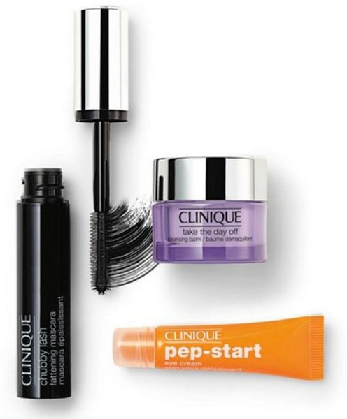 Clinique 3 Piece Chubby Lash Gift Set
