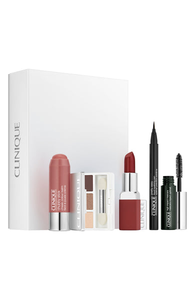 Clinique 5 Piece All Night Glam Set