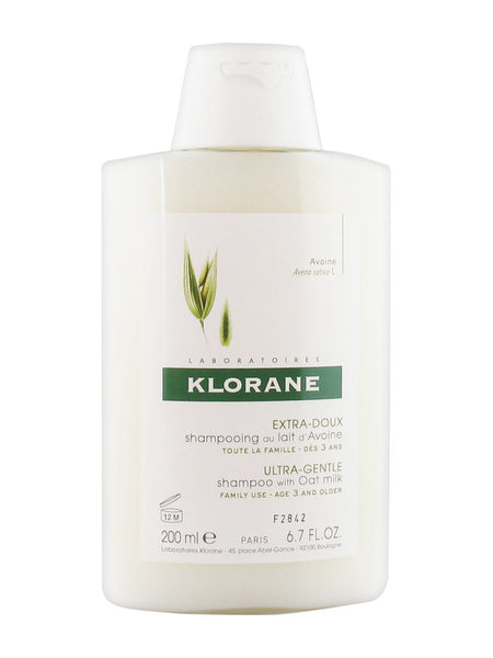 Klorane Gentle Shampoo with Oat Milk 200ml
