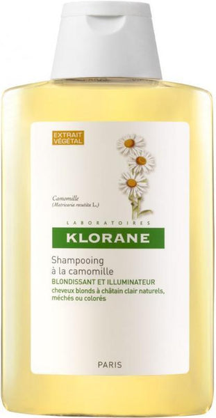 Klorane Blond Highlights Shampoo with Chamomile Extract 200ml