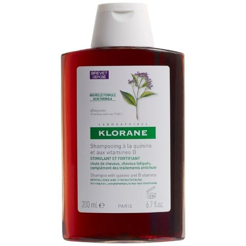 Klorane Quinine Shampoo for Thinning Hair, 200ml