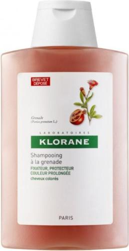 Klorane Shampoo with Pomegranate Extract 400ml