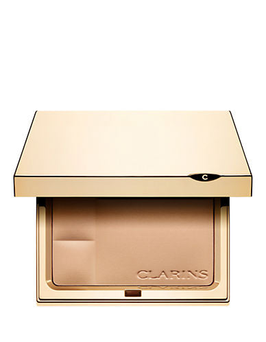 Clarins Ever Matte Shine Control Mineral Powder Compact - # 01 Transparent Light