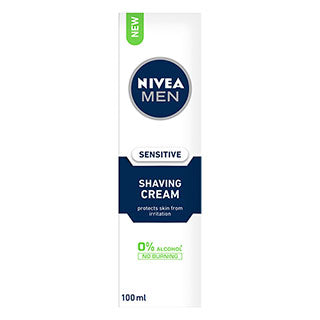 Nivea Men Sensitive Shaving Cream - 100mL