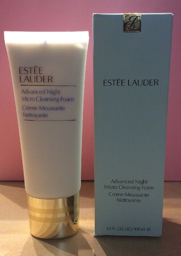 Estee Lauder Advanced Night Micro Cleansing Foam