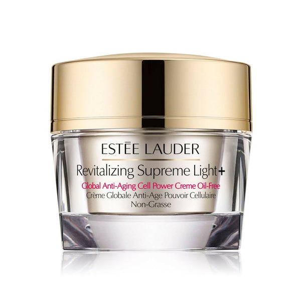 Estee Lauder Revitalizing Supreme light +Global Anti-Aging Cell Power Creme Oil
