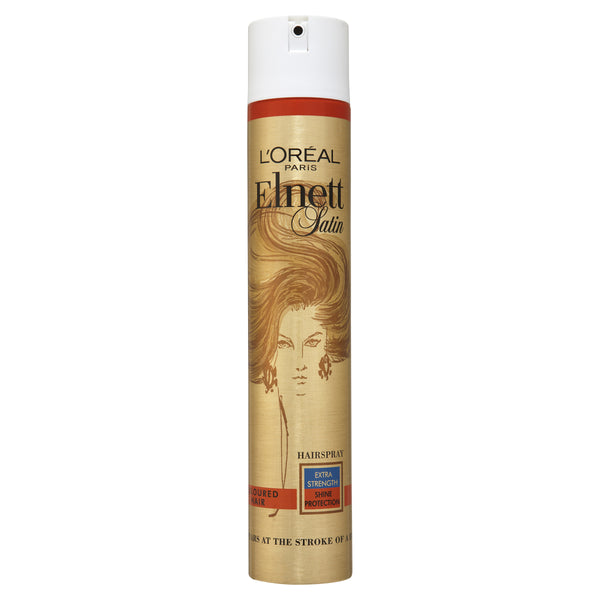 L'Oréal Paris Elnett Satin Coloured Hair with Shine Protection - Extra Strength
