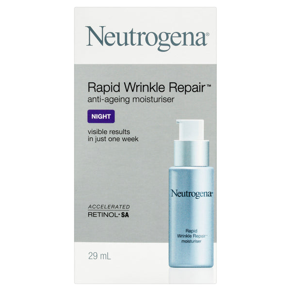 Neutrogena Rapid Wrinkle Repair Anti-Ageing Moisturiser Night 29mL