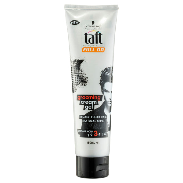 Schwarzkopf Taft Full On Grooming Cream Gel 150mL