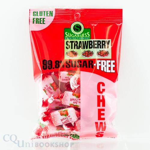 Strawberry Flavour Chews( 70g )