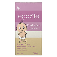 Egozite Cradle Cap Lotion - 50mL