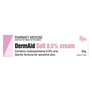 Ego Dermaid 0.5% Soft Cream - 30g