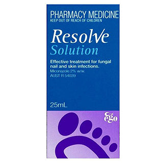 Resolve Solution - 25ml