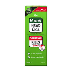 MOOV Head Lice Solution - 200mL