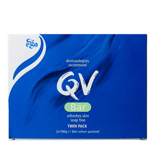 Ego QV Bar 100g -2 Pack
