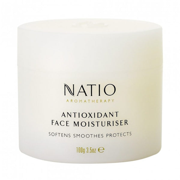 NATIO Antioxidant Face Moisturiser 100 g