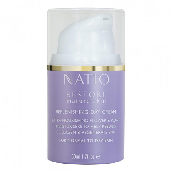 NATIO Restore Mature Skin Replenishing Day Cream 50 mL