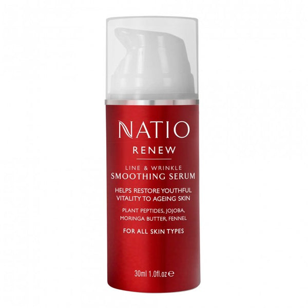 NATIO Renew Smoothing Serum 30 mL