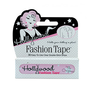 Hollywood Fashion Tape in Tin - 36 Strips