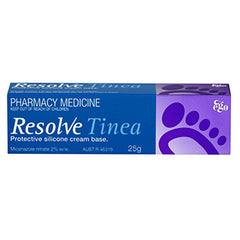 Resolve Tinea Cream - 25g