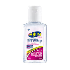 Aqium Hand Sanitiser Ultra - 60mL