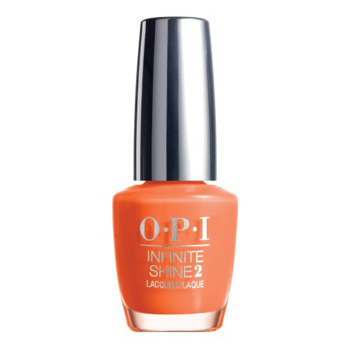 OPI Infinite Shine Nail Lacquer, Endurance Race To The Finish, 0.5 Ounce
