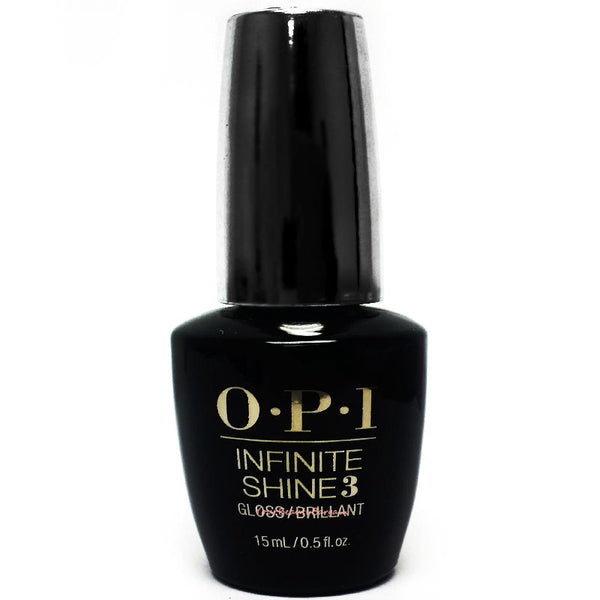 OPI Infinite Shine Gloss Top Coat Nail Lacquer, 0.5 Ounce