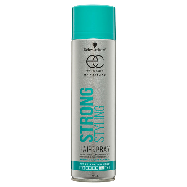 Schwarzkopf Extra Care Strong Styling Hairspray 250g