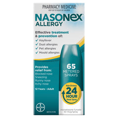 Nasonex Allergy Nasal Spray 16 Days