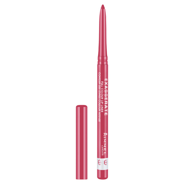 Rimmel London, Exaggerate Automatic Lip Liner - Pink A Punch