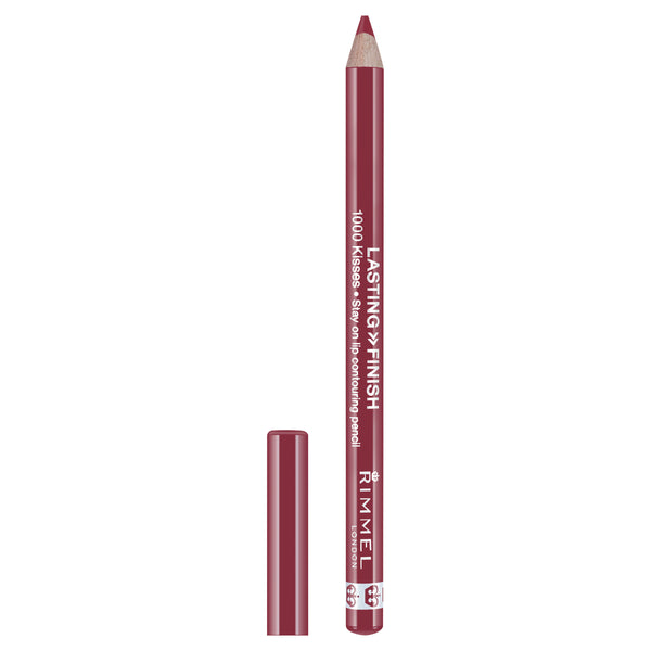 Rimmel London, Lasting Finish 1000 Kisses Pencil - Indian Pink - A Deep True Pink Shade