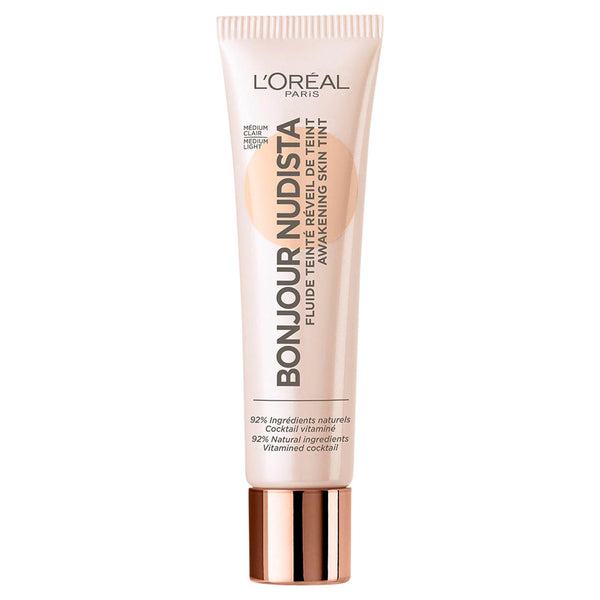 Wake Up & Glow Bonjour Nudista Skin Tint 02 LIGHT MEDIUM