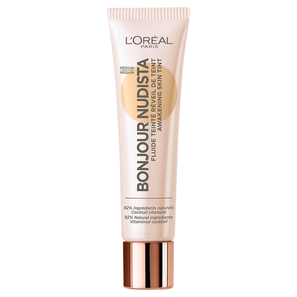 Wake Up & Glow Bonjour Nudista Skin Tint 03 MEDIUM