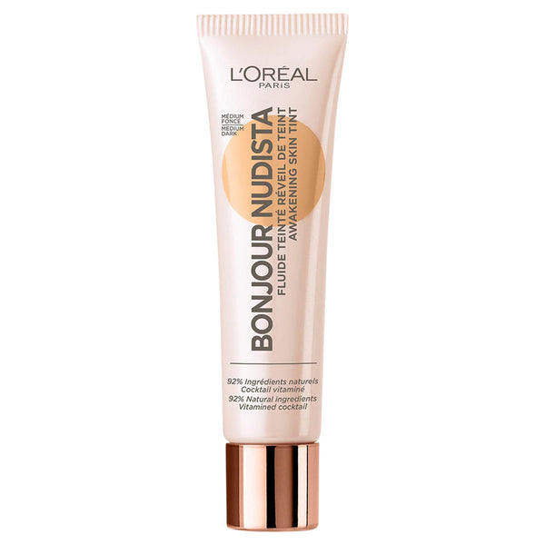 Wake Up & Glow Bonjour Nudista Skin Tint 04 MEDIUM DARK