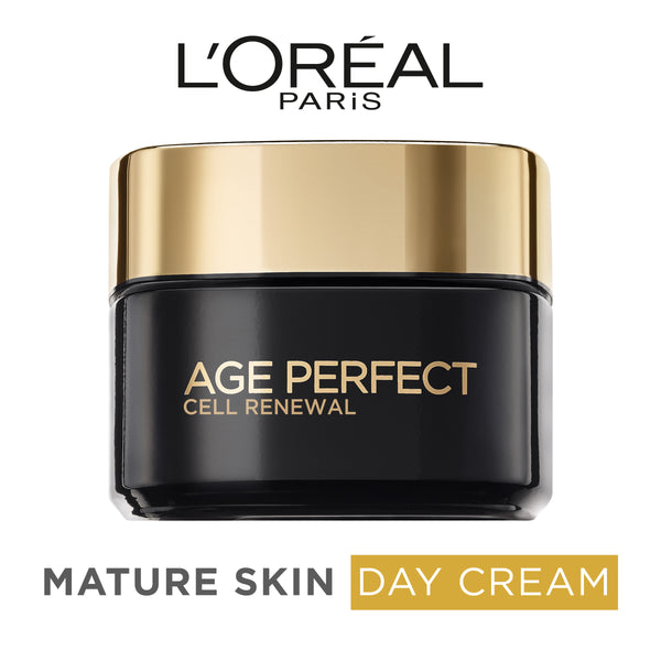 L'Oréal Paris Age Perfect Cell Renewal Revitalising Day Cream SPF15